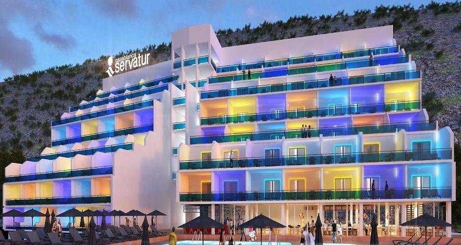 hotel servatur gran canaria